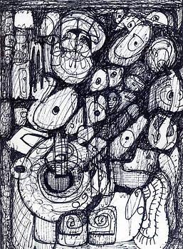 Stephen Lucas - Untitled October Nineteen A