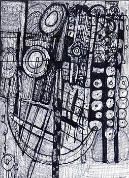 Stephen Lucas - Untitled October Six