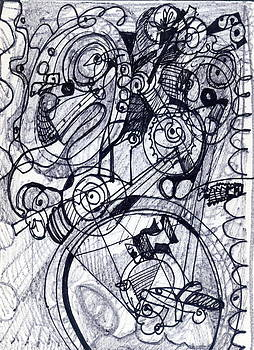 Stephen Lucas - Untitled September Twenty Eighth