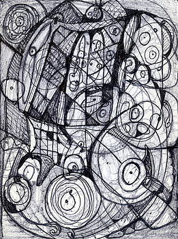 Stephen Lucas - Untitled September Twenty Seven A