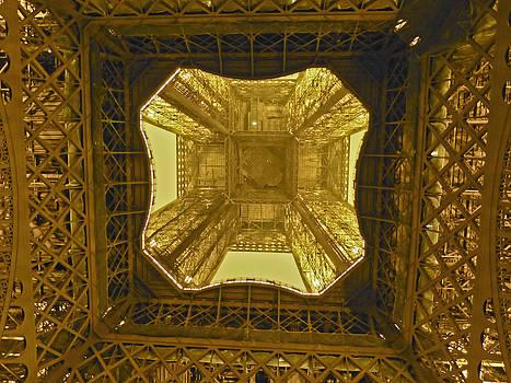 Up Eiffel by Scott Logel