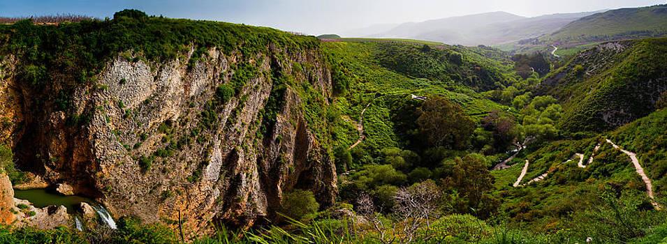 Upper Galilee by Istvan Nagy