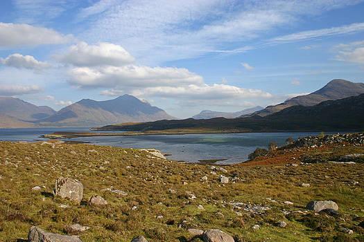 Upper Loch Torridon by Fraser McCulloch
