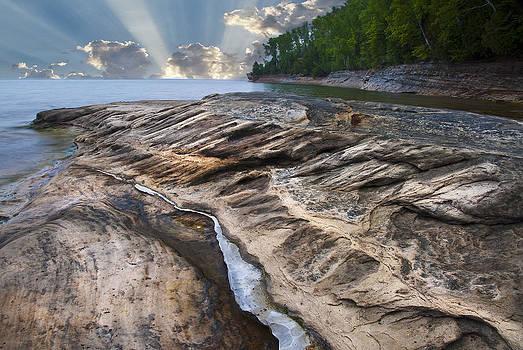 Upper Peninsula Michigan by Dorin Stef