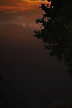 Upside Down Sunrise 2 by Ken Rutledge