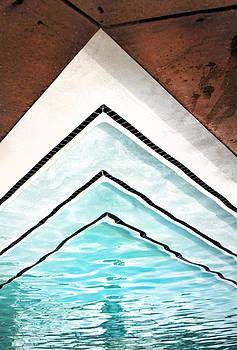 William Dey - UPWARD POOL Palm Springs