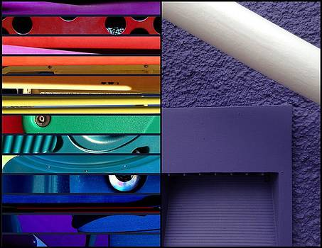 Marlene Burns - Urban Abstracts 5