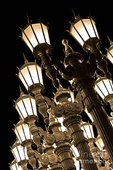 Urban Lights 1 by David Doucot