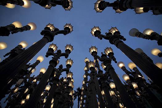 Urban Lights 2  by Mark DeJohn