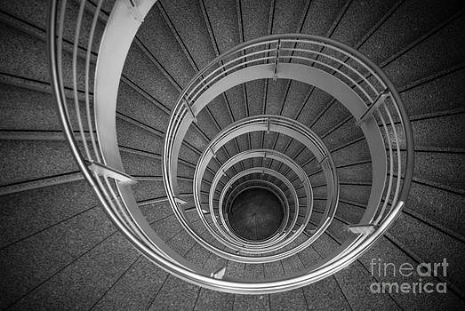 Hannes Cmarits - urban spiral - gray II