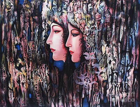 Us  by Kritsana Tasingh