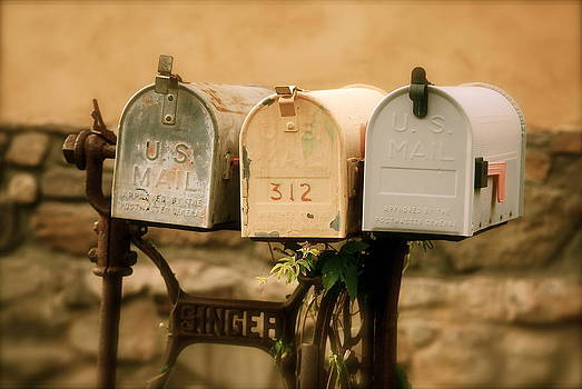 US Mail by Louise Morgan