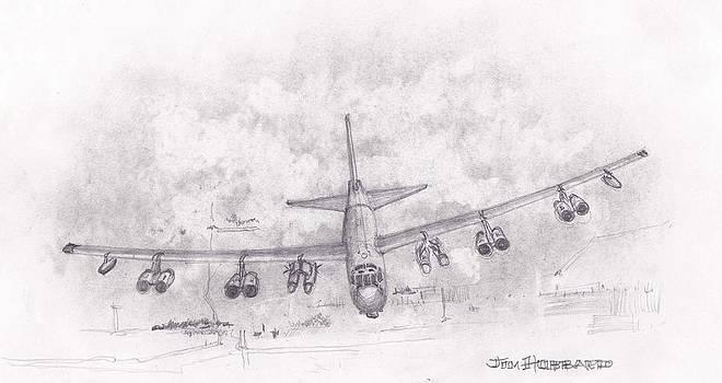 Jim Hubbard - USAF B-52 Stratofortress