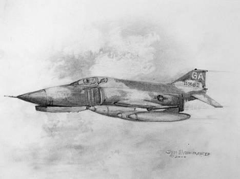 Jim Hubbard - USAF F-4 Phantom