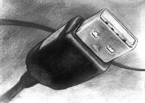 USB Cable by Di Fernandes