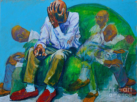 Use 2B So EZ - Alzheimer's Green Chair - The Long Good-bye by Charles M Williams