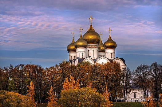 Jenny Rainbow - Uspenski Cathedral in Yaroslavl. Russia