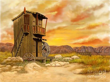 Utah Homestead by Sena Wilson