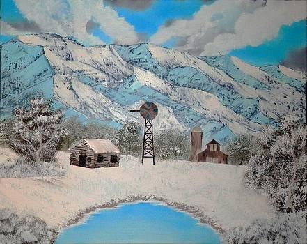 Utah Pioneer Farm by Jared Swanson