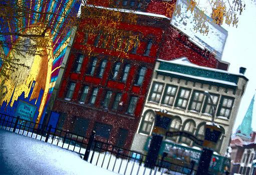 Utica In The Winter by Stephanie Grooms