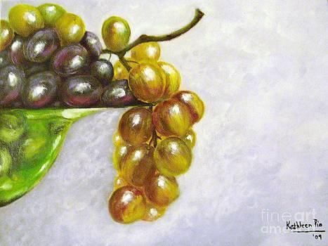 Uva by Kathleen Pio