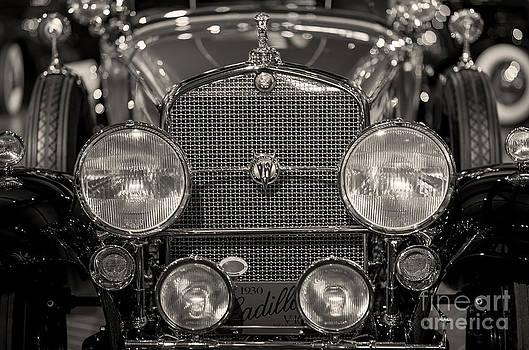 V16 Caddy by Randall  Cogle