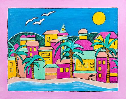 Vacation with Venetia by Marlene MALKA Harris