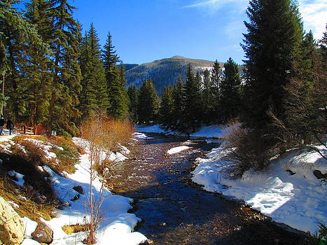 Vail Colorado by Elaine Haakenson