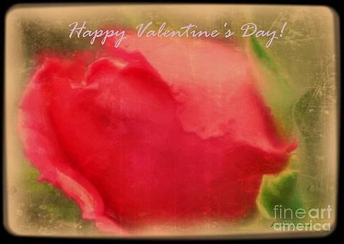 Valentine Card 2 by Lorelle Gromus