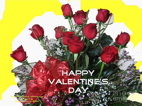 Valentine Day  by Karen Francis