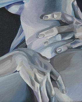 Valentine Detail by Julie Orsini Shakher