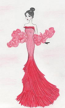 Valentine Red   by Christine Corretti