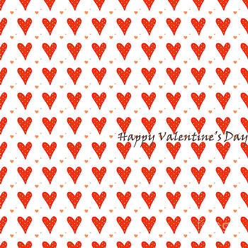 Valentine's Day Card 1 by Trilby Cole