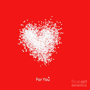 Valentine's Day Card 2 by Trilby Cole