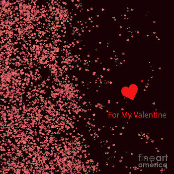 Valentine's Day Card 3 by Trilby Cole