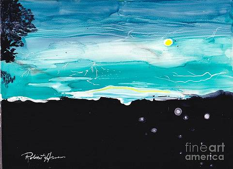 Valle Cruceisnc Storm by Robert  ARTSYBOB Havens
