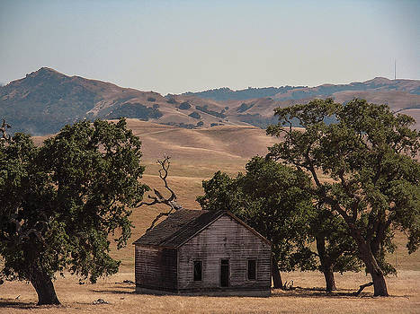 Vallecitos Cottage by Joie Cameron-Brown