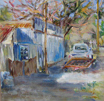 Valley Ford Shop by Marcy Silveira