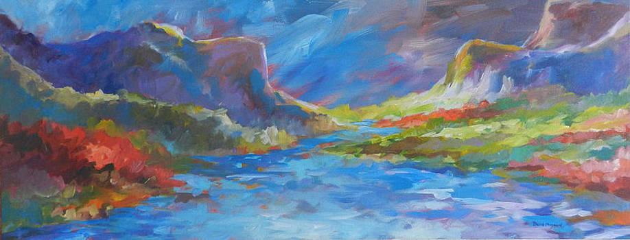Valley of Light by David  Maynard
