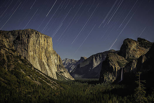 Valley Of The Stars by Kevin L Cole