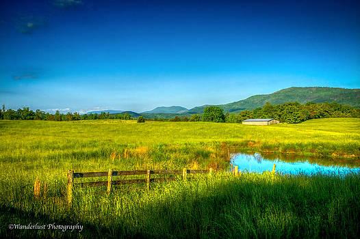 Valley Pasture by Paul Herrmann