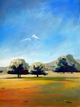 Valley Sentinels by Sally Bullers