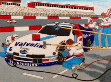 Valvoline by Rodney Sterling