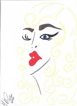 Vamp Stamp by Marie De Garo
