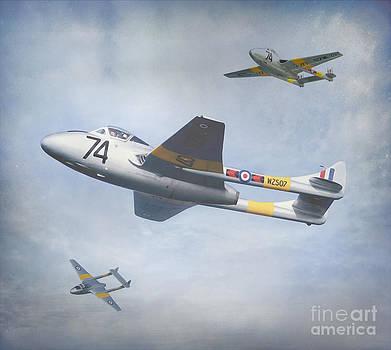 Vampire Jet II by Roy  McPeak