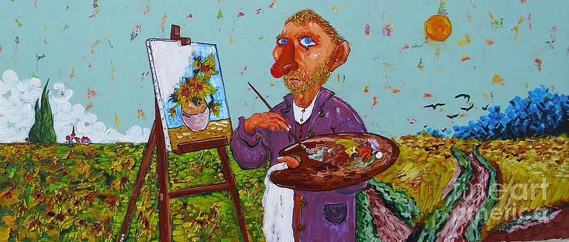 Van Gogh by Ivaylo Georgiev