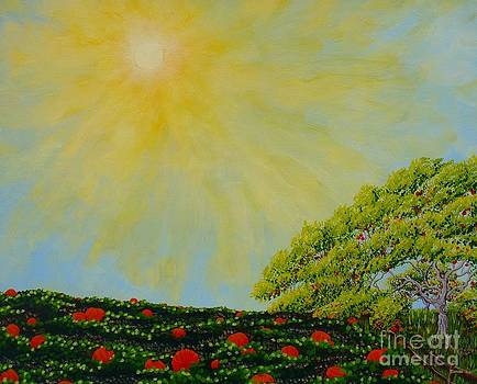 Van Gogh Pumpkins by Lori Ziemba