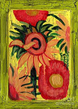Genevieve Esson - Van Goghs Sunflowers