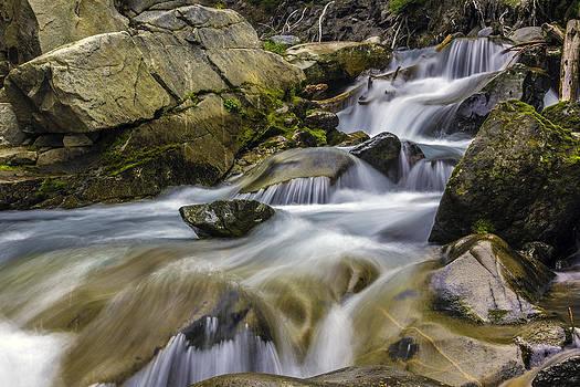 Van Trump Creek Mount Rainier National Park by Bob Noble Photography