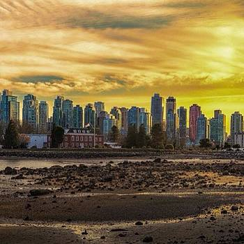 #vancouver #rx1 #skyline by Ron Greer